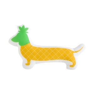 Vankúš Pooch Doggie Fruits II, 30 x 55 cm