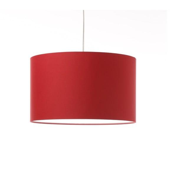 Červené stropné svetlo 4room Artist, variabilná dĺžka, Ø 42 cm