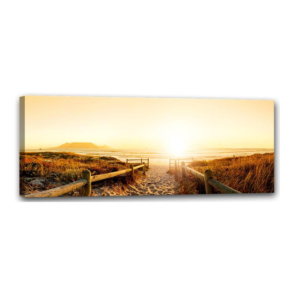 Obraz Styler Canvas Harmony Beach, 60 × 150 cm