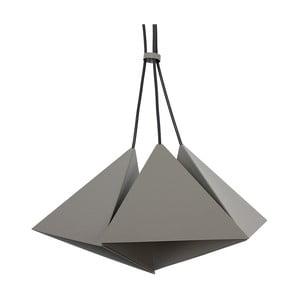 Sivé stropné svietidlo Evergreen ligths Suspension Set Gray