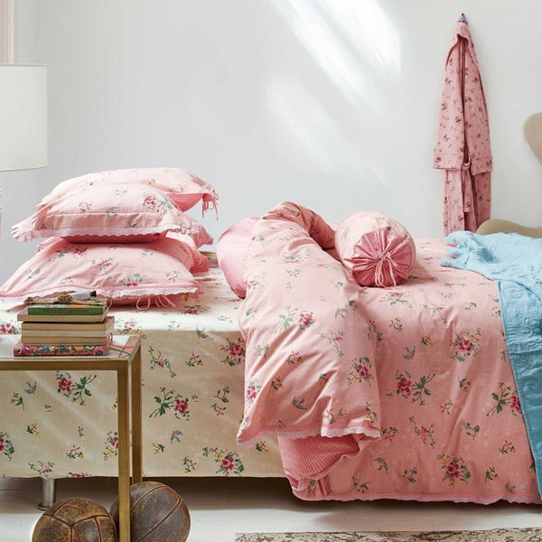 Vankúš Granny Pip Pink, 45x45 cm