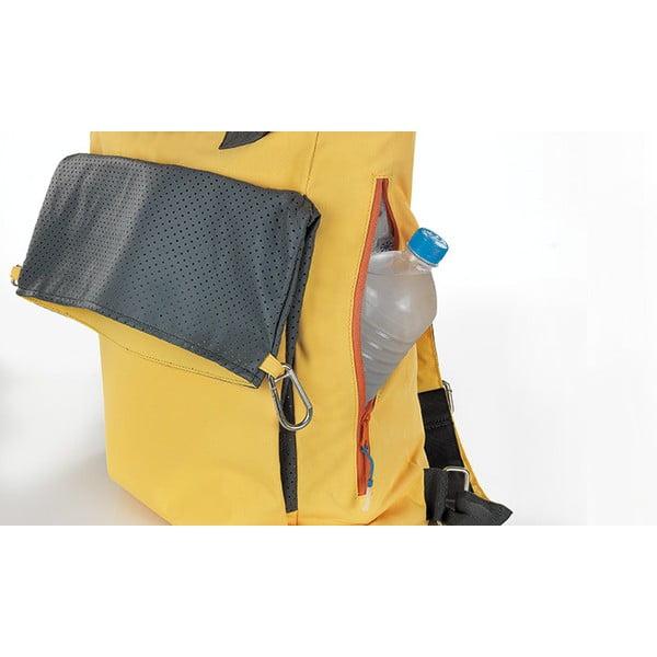 Plážová taška Tane Kopu Yellow, 28 l