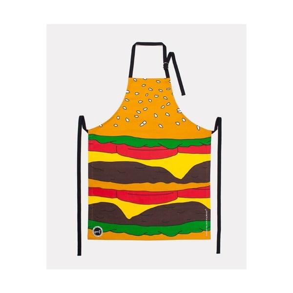 Kuchynská zástera Burger