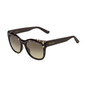 Slunečné okuliare Jimmy Choo Nuria Leopard/Brown