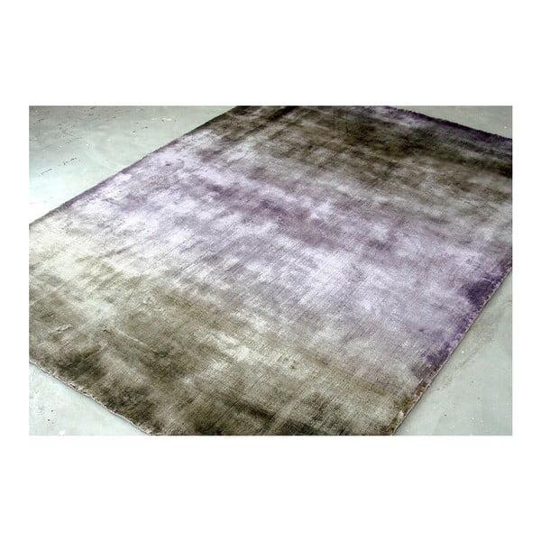 Fialovo-sivý koberec LinieDesign Grace,200x300cm