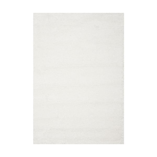 Koberec Crosby White, 121x182 cm