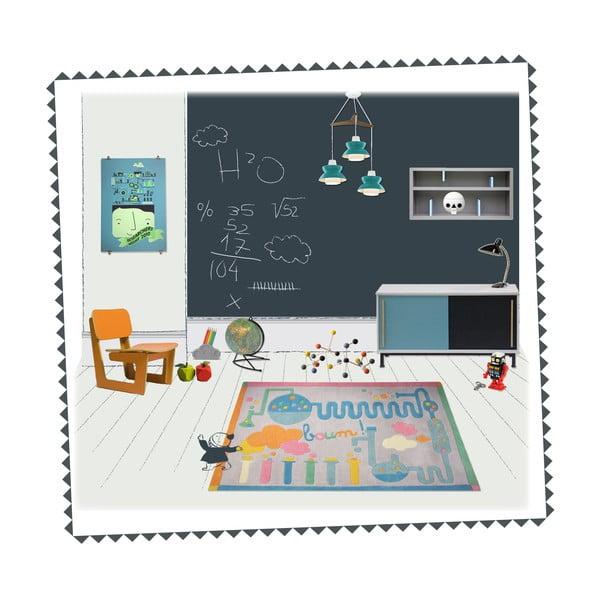 Detský koberec Nattiot Sciences,120x170cm