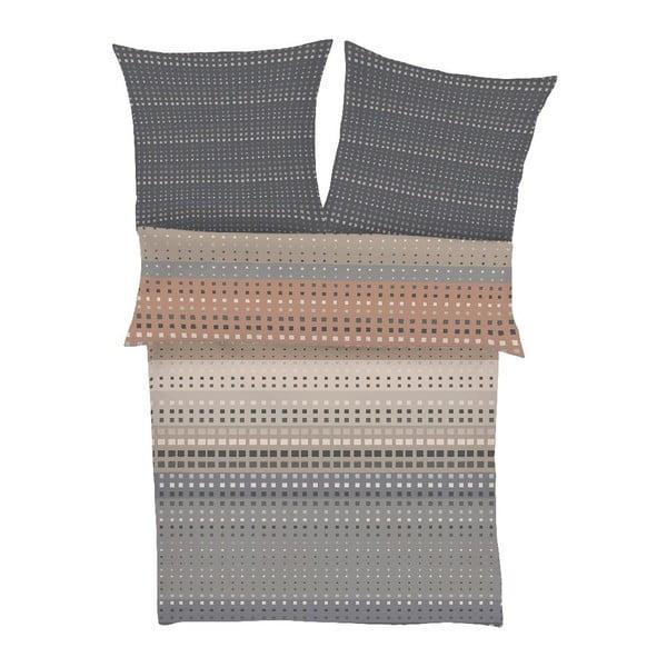 Obliečky Maco Brown, 140x200 cm