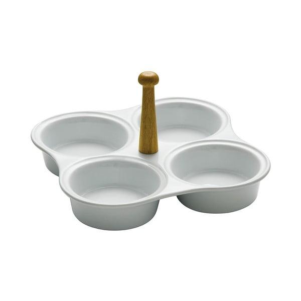 Servírovacia miska Premier Housewares Four Snack
