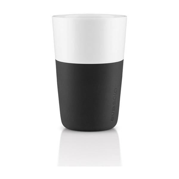 Hrnček Eva Solo Café Latté Carbon, 360ml, 2ks