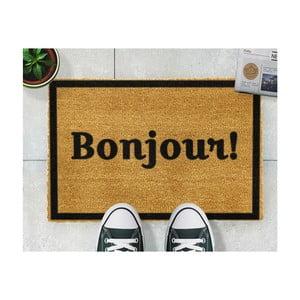 Rohožka Artsy Doormats Bonjour, 40 × 60 cm