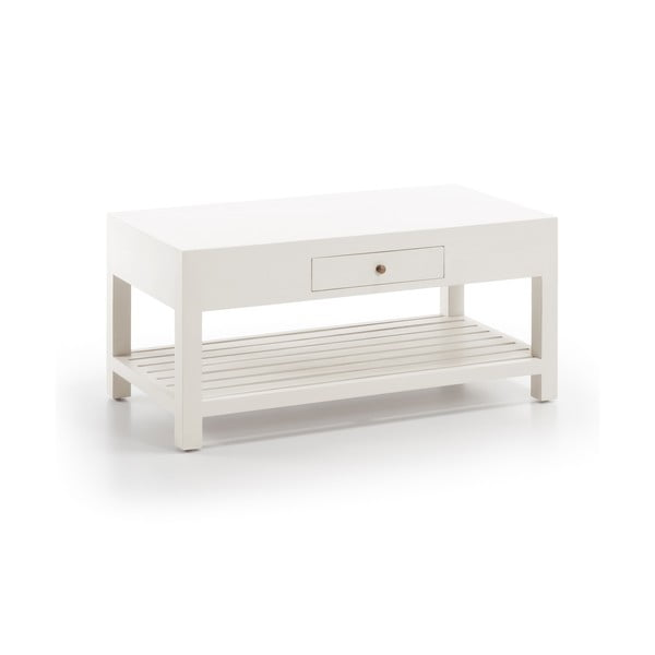 Konferenčný stolík New White