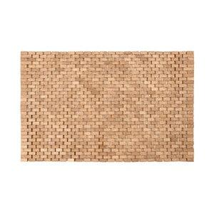 Kúpeľňová predložka z kaučukového dreva Premier Housewares