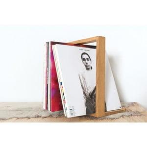 Stojan na vinylové dosky, 26x35 cm