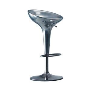 Hliníková barová stolička Magis Bombo, výška 50/74 cm