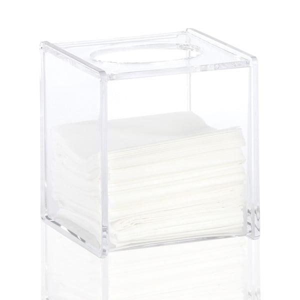 Box na vatové tampóny Acrylios