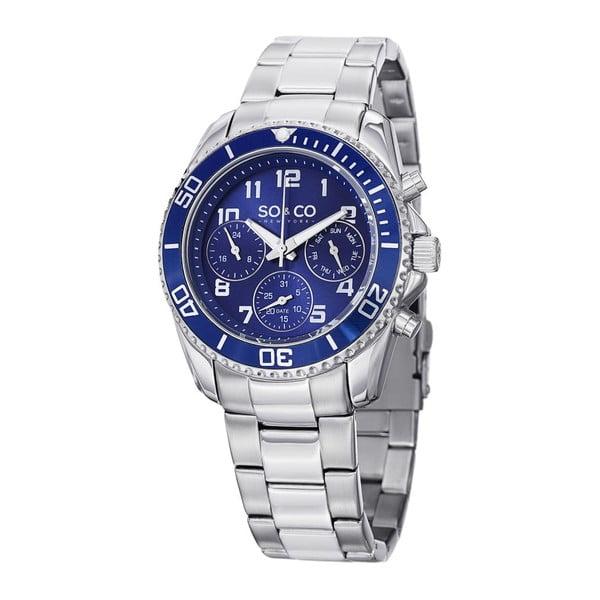 Pánske hodinky Yacht Go Blue