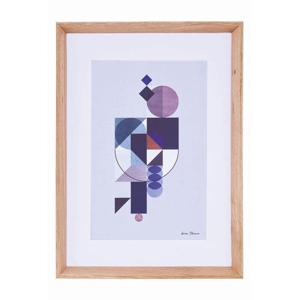 Obraz One Geo by Lissa Thim, 55x40 cm
