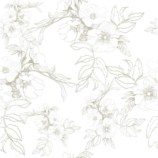 Obliečky Nordicos Galilea Plata, 160x200 cm
