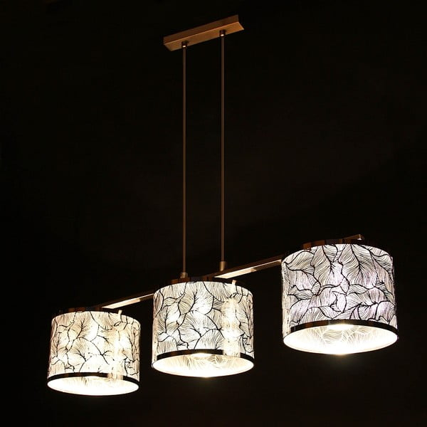 Stropná lampa Brilannte 3