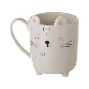 Porcelánový hrnček Unimasa Kitty, 300 ml
