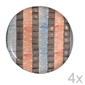 Set tanierov Samburu, 27,5 cm (4 ks)