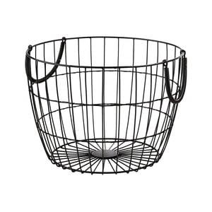 Kovový košík Troya, 36x26 cm