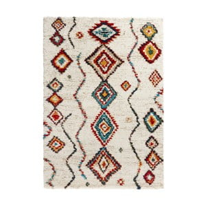 Krémový koberec Mint Rugs Nomadic Dream, 80 × 150 cm