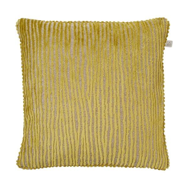 Vankúš Sisus Lime, 45x45 cm