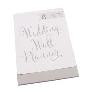 Nástenný svadobný plánovač Busy B