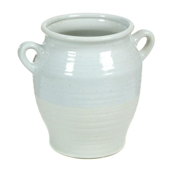 Mentolovozelená keramická váza Santiago Pons Bourg