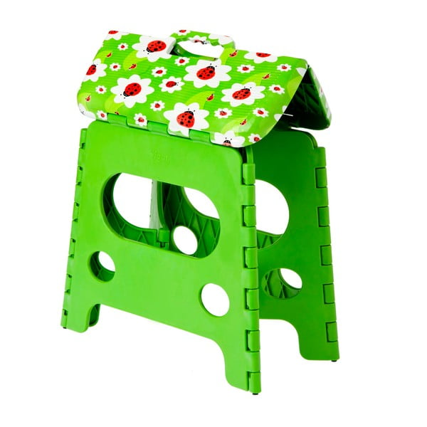 Skladacia stolička Vigar Green Side