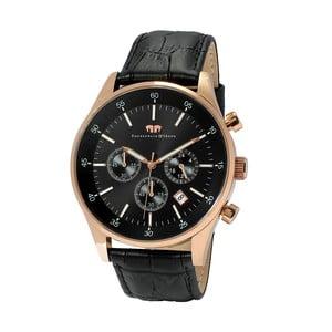 Pánske hodinky Rhodenwald&Söhne Goodwill Black/Rosegold