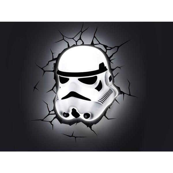 Nástenné svetlo s nálepkou Tnet Storm Trooper