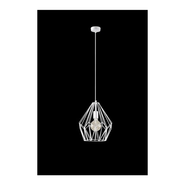 Biele stropné svetlo Nice Lamps Bogart