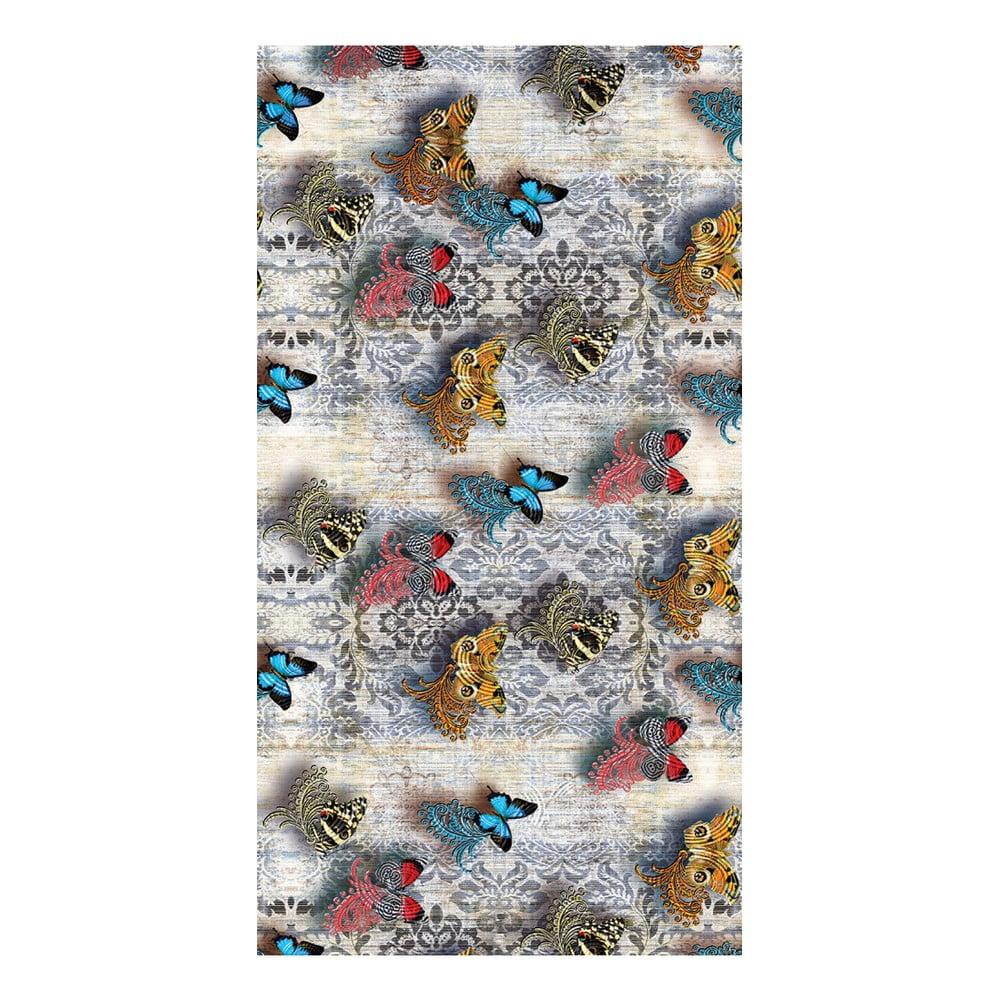 Odolný koberec Vitaus Jill, 50 × 80 cm