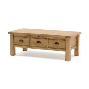 Konferenčný stolík z dubového dreva VIDA Living Breeze