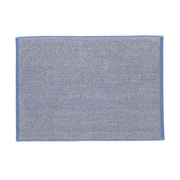 Sada 2 modrých froté uterákov Casa Di Bassi Stripe, 50 x 70 cm