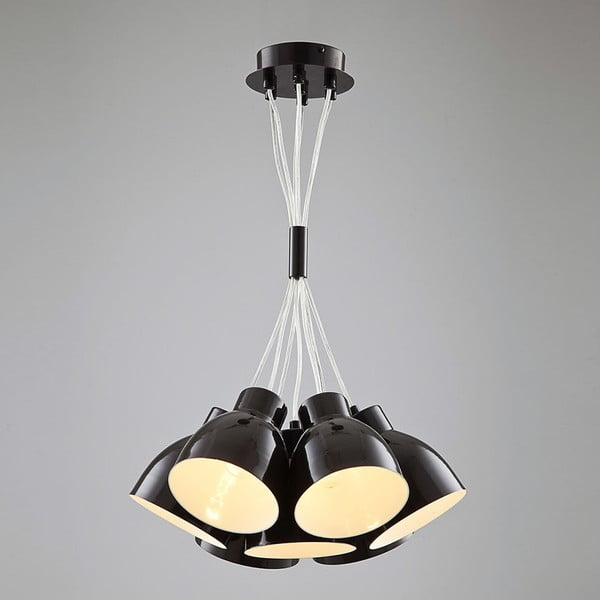 Stropné svetlo Black Lamp