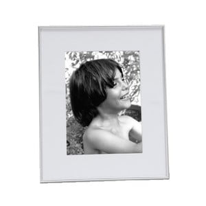 Fotorámček Natura 13x18/20x25 cm, biely