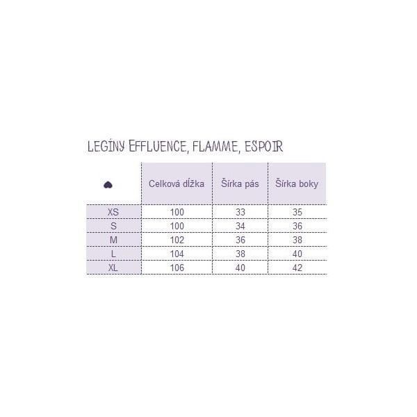Legíny Effluence, veľkosť M