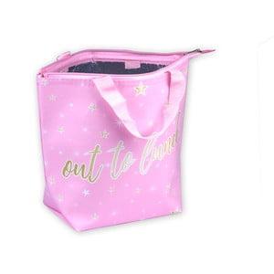 Ružová termo taška Tri-Coastal Design Out to Lunch