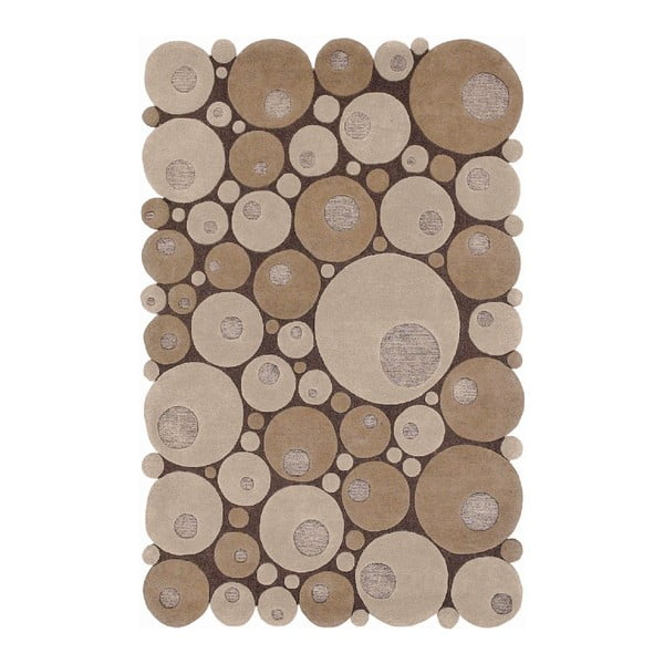 Vlnený koberec Filesa, 60x120 cm