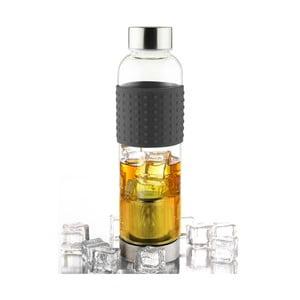Čierna fľaša na ľadový čaj IT2GO 420 ml