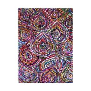 Ručne tuftovaný koberec Chindi Esha, 153x244 cm