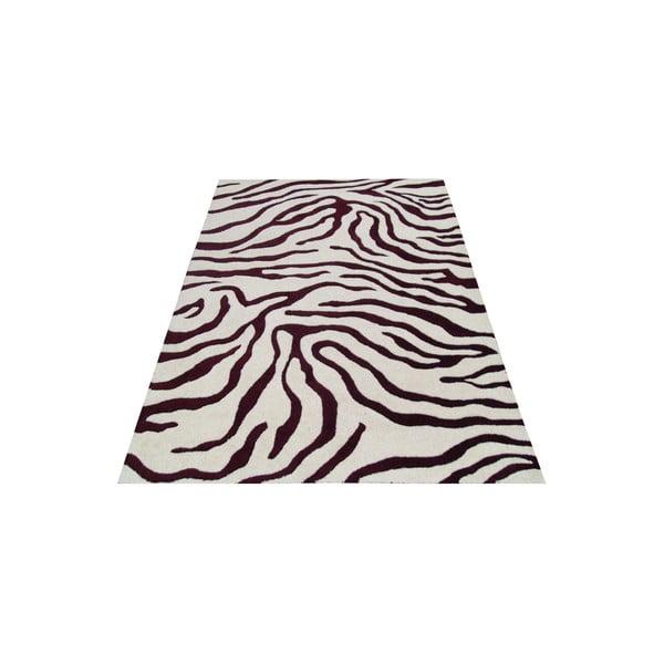 Koberec Zebra Black, 153 x 244 cm