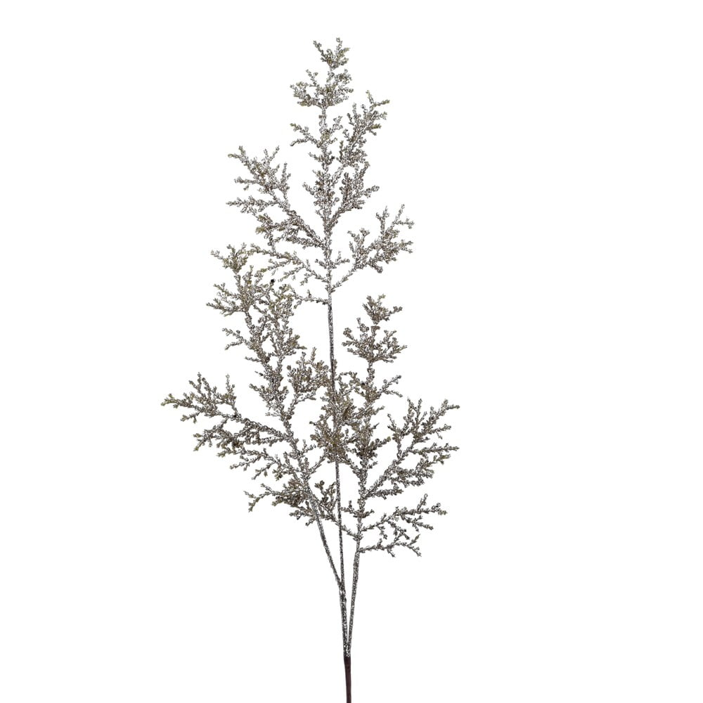Zdobená vetva Ego Dekor, výška 74 cm