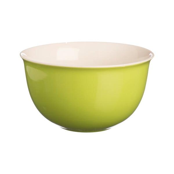 Kameninová miska Green Dinner, 14 cm