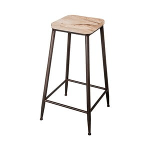 Barová stolička Antic Line Nina Blanc