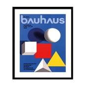 Plagát v čiernom ráme Design Icon No.24